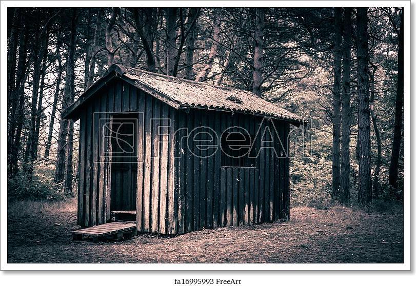 spooky-cabin
